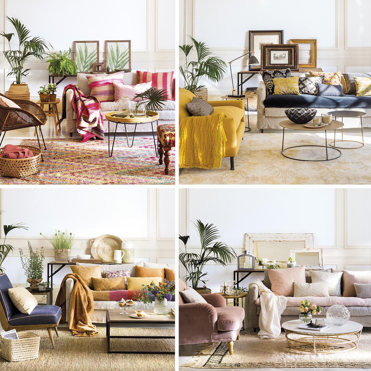 Ideas Para La Decoraci N Con Plantas En El Mueble # Muebles Higuera