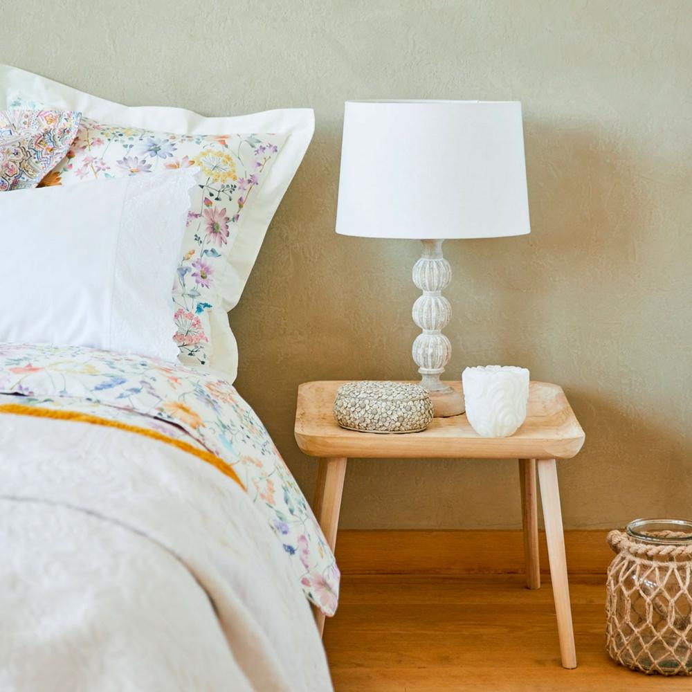 Perfect Lámpara Madera Zara Home