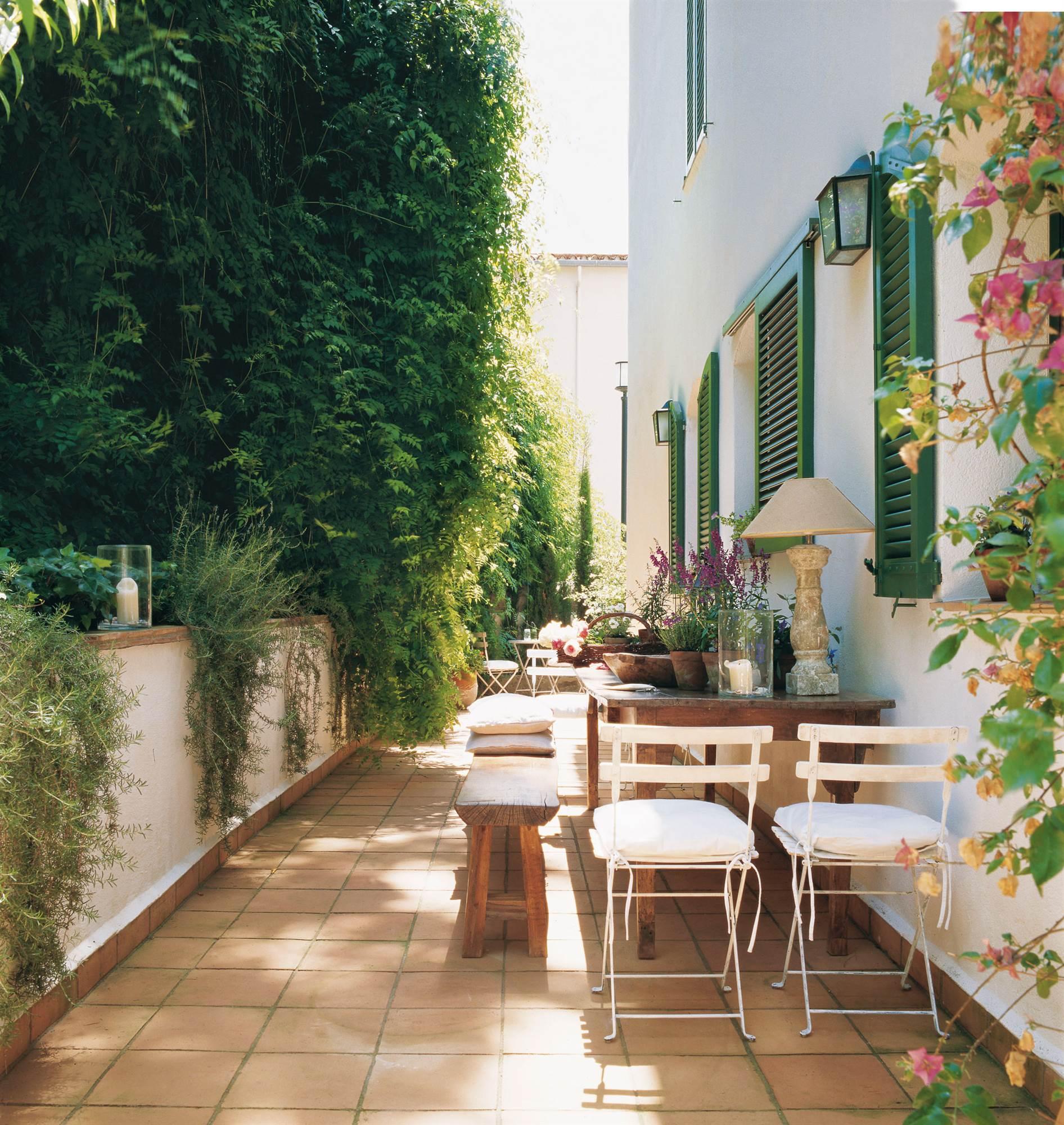 Terrazas muebles mesas e ideas para tu terraza el mueble for Muebles terraza barcelona