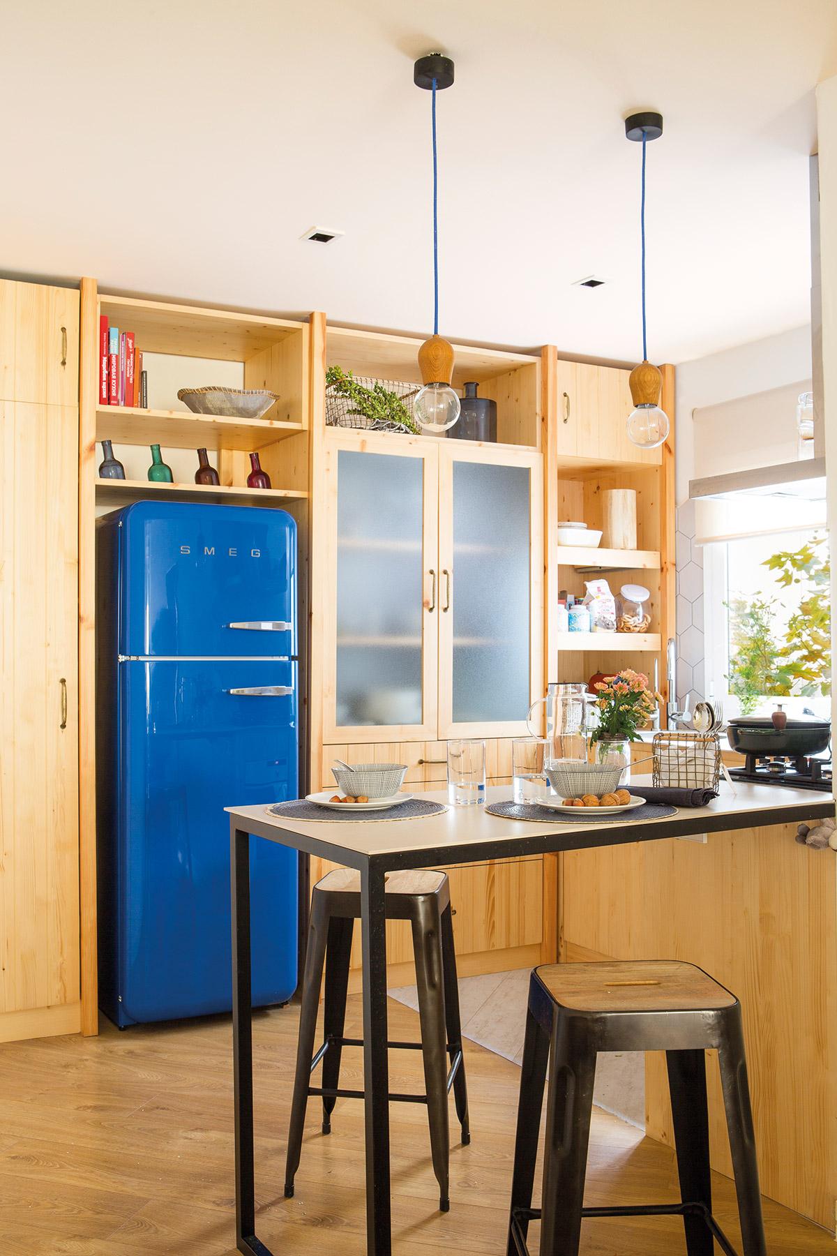 Barras De Cocina De Todos Los Estilos De El Mueble # Muebles De Cocina De Madera