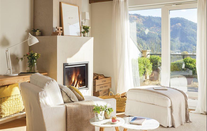 Una casa a medida de sus pasiones for Grado medio decoracion de interiores