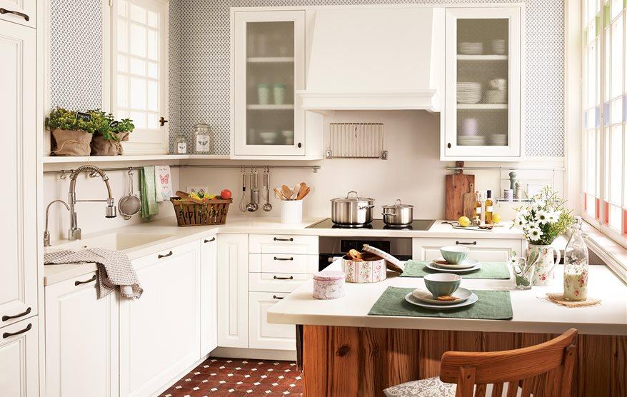 Ideas para renovar la cocina con muy poco presupuesto for Presupuestos cocinas