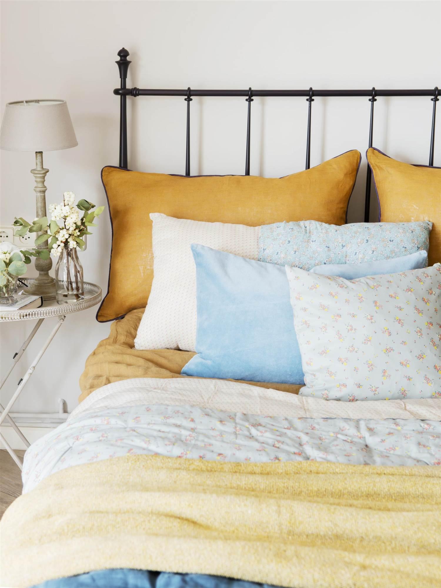 Cabeceros tapizados originales cabeceros originales cama - Cabeceros modernos originales ...