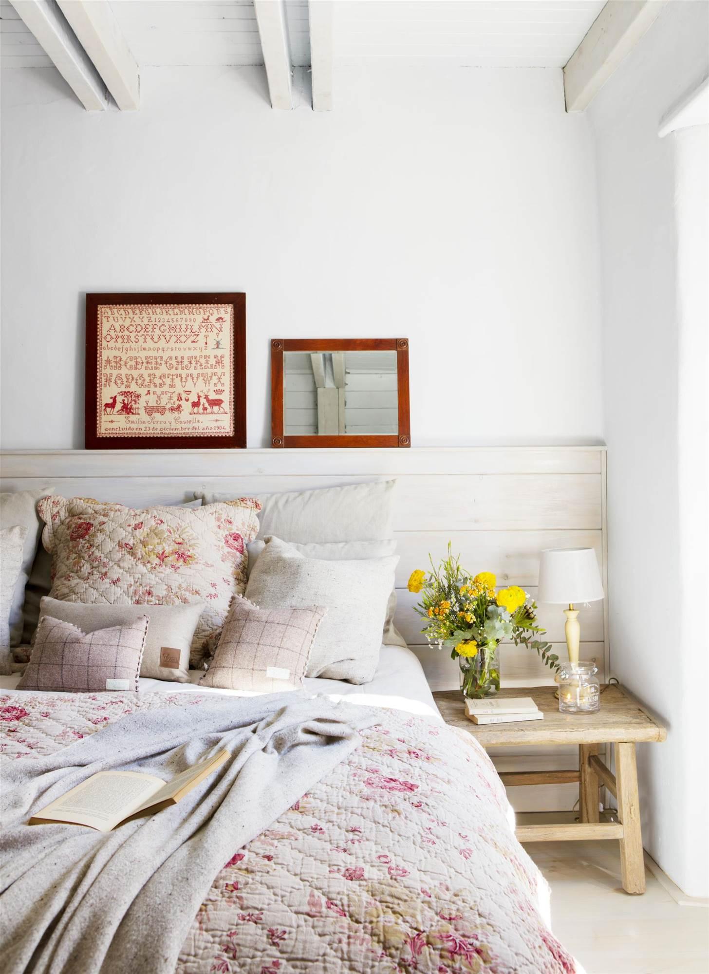 Los cuadros de tu casa dicen mucho de tu personalidad - Que cuadros poner en el dormitorio ...