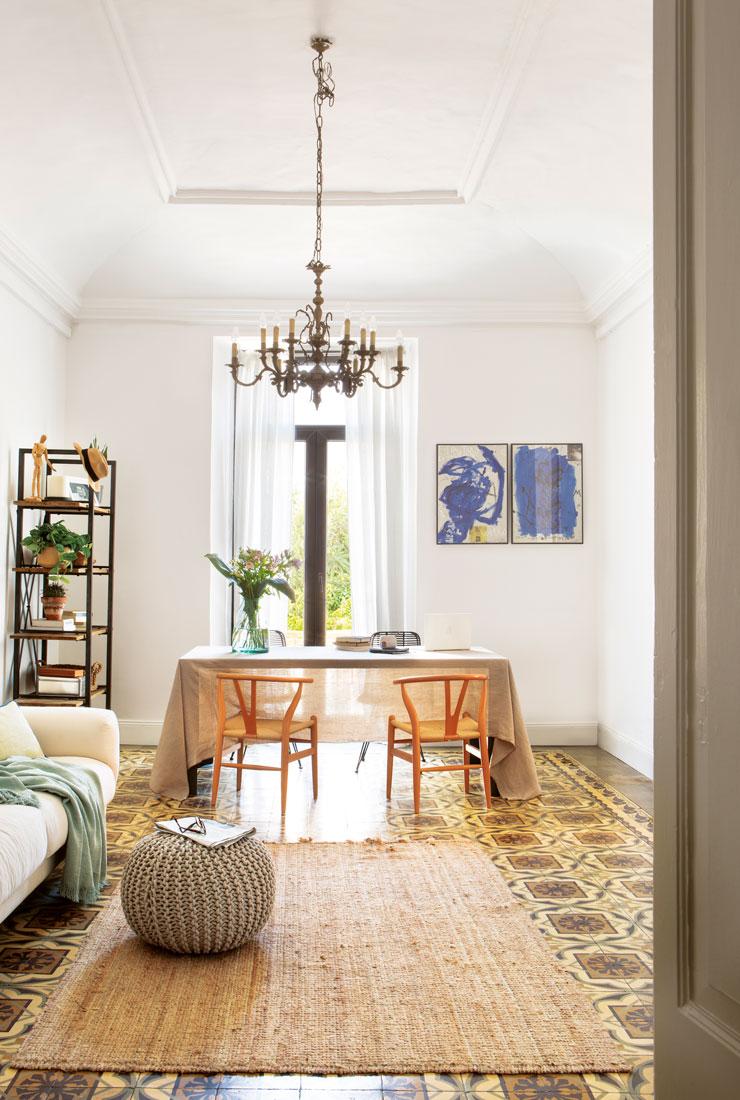 Lo mejor del estilo mediterr neo y n rdico - Muebles estilo mediterraneo ...