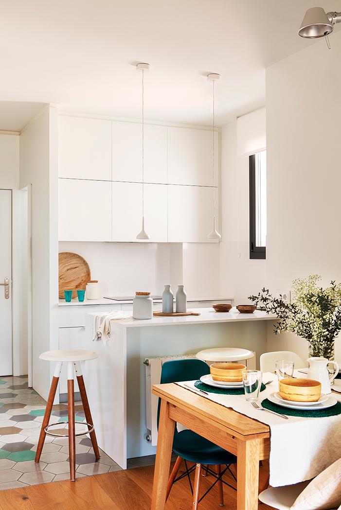2147 fotos de cocinas - Cocina office pequena ...