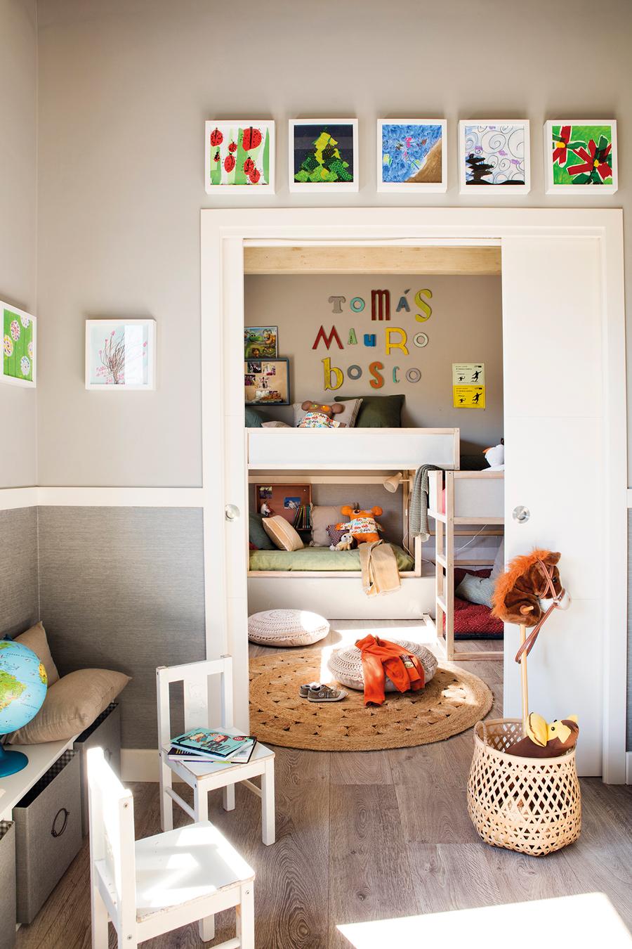 251 fotos de puertas correderas - Vtv muebles infantiles ...
