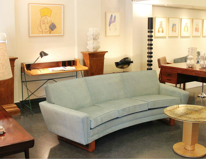 La mejores tiendas de antig edades de madrid - Tiempos modernos muebles ...