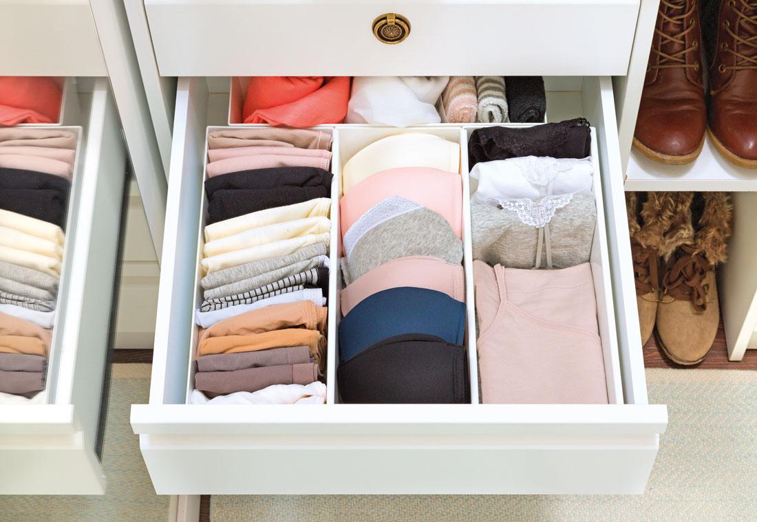 Orden en casa - Organizador de ropa interior ...