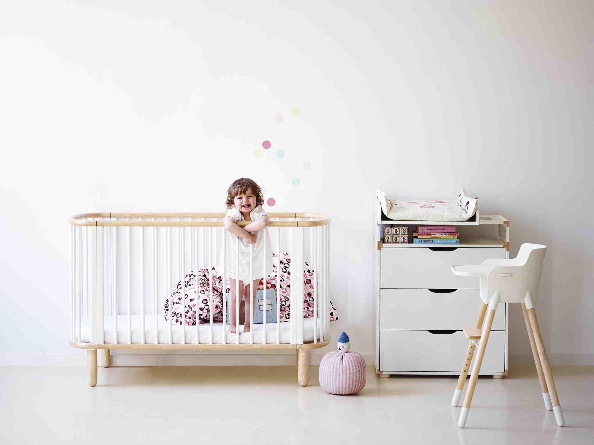 Ideas para la habitación de tu bebé