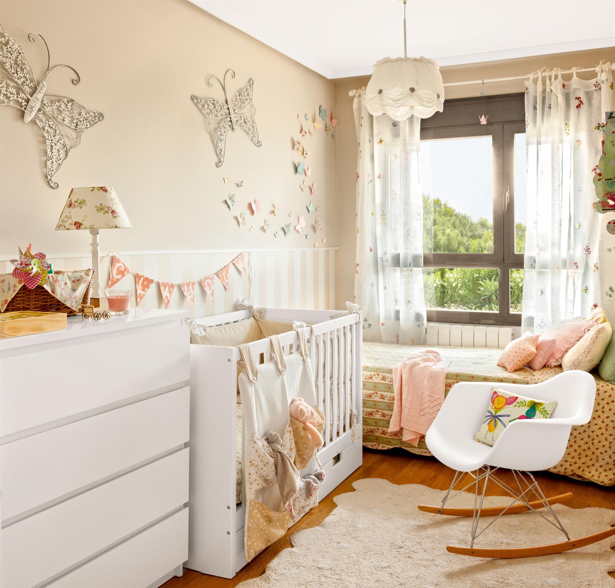 Ni os muebles y decoraci n de habitaciones infantiles - Muebles para habitacion de bebe ...