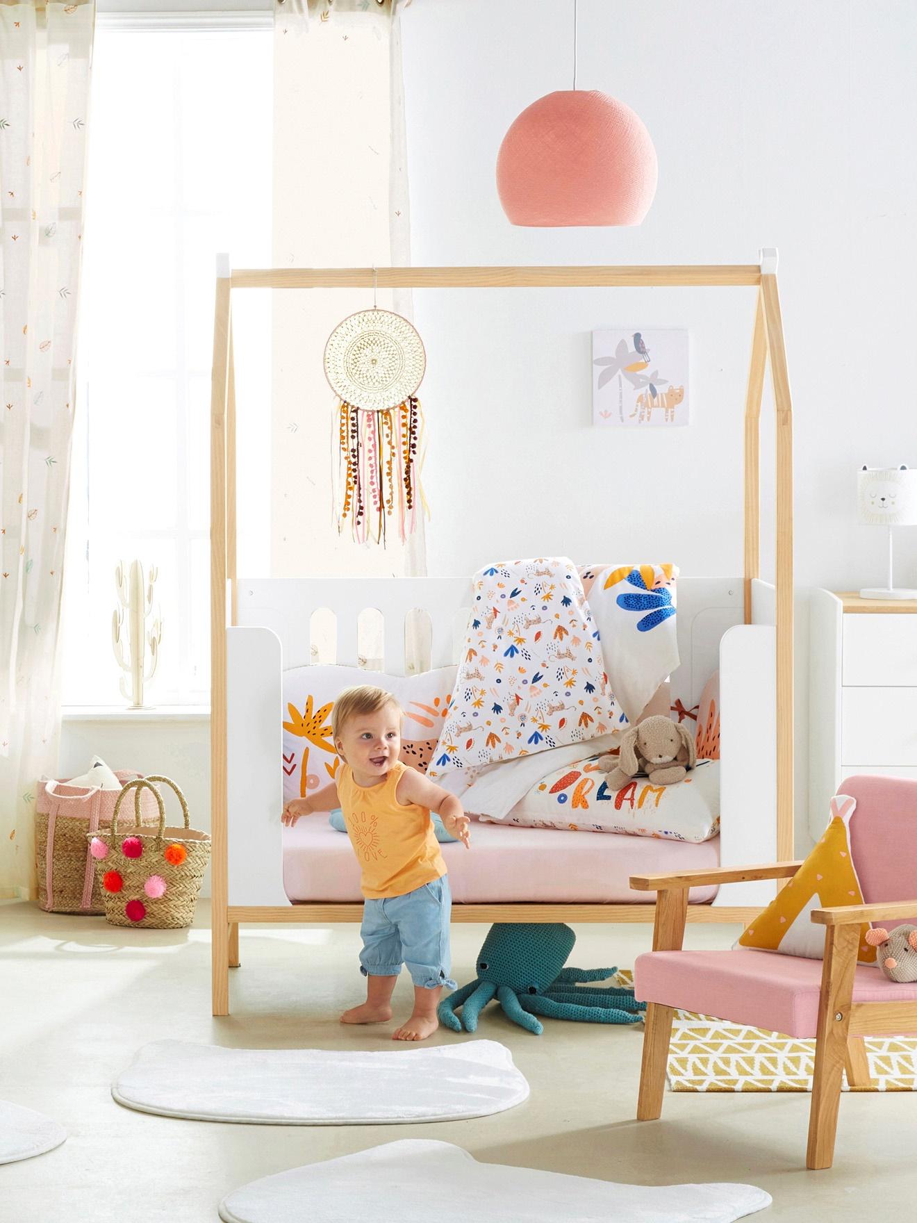 Ni os muebles y decoraci n de habitaciones infantiles for Cestas mimbre ikea
