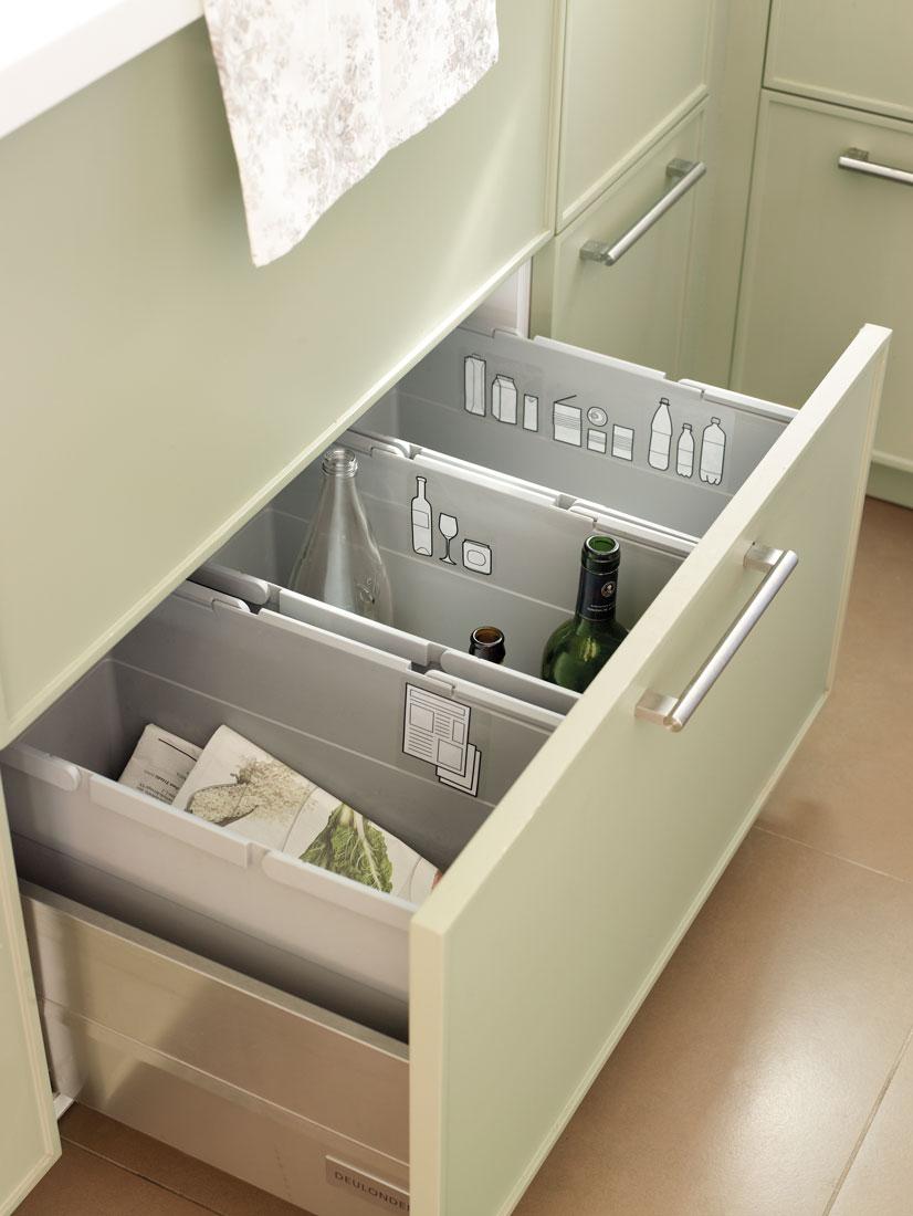 Orden a la hora de reciclar for Reciclar muebles de la basura