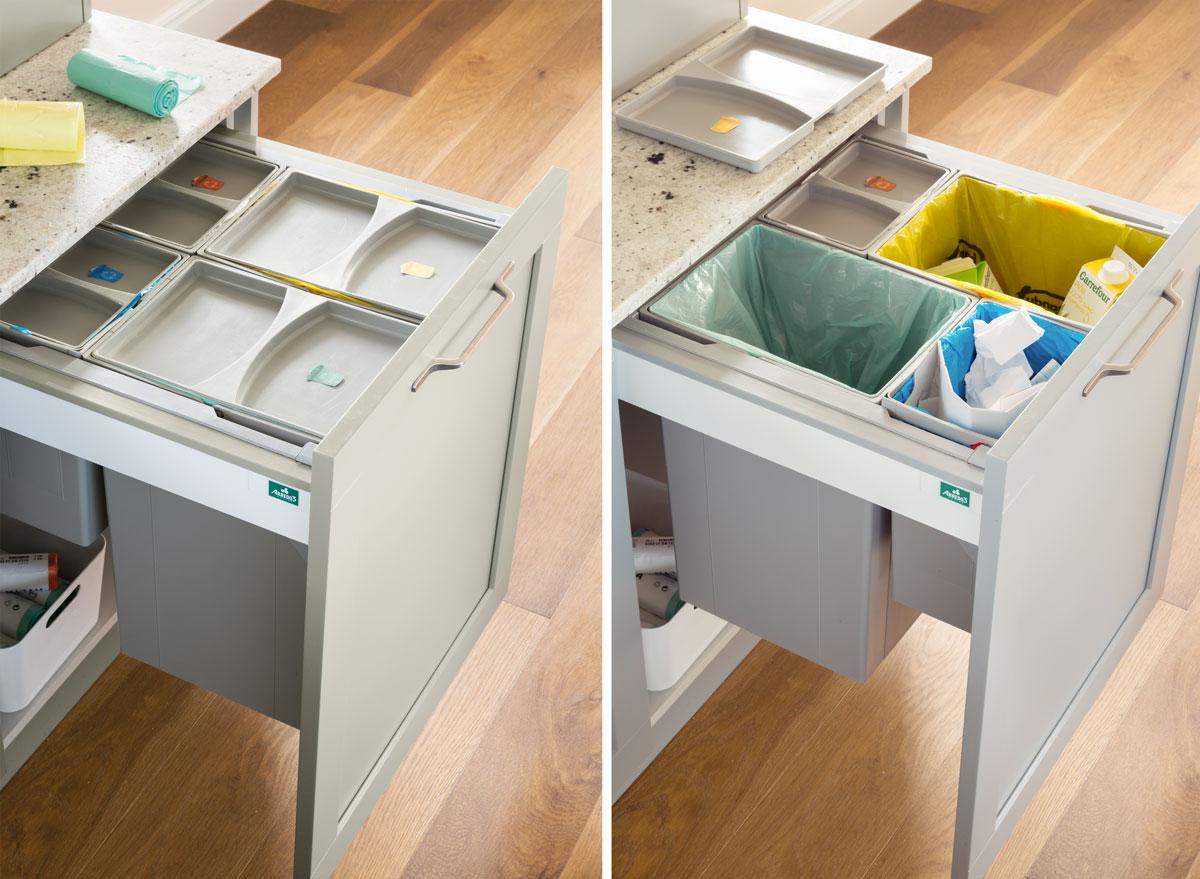 Ikea cubos basura reciclaje de residuos with ikea cubos - Reciclar muebles ikea ...