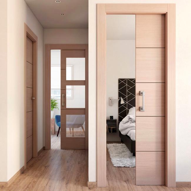 170 fotos de puertas for Puertas acristaladas interior