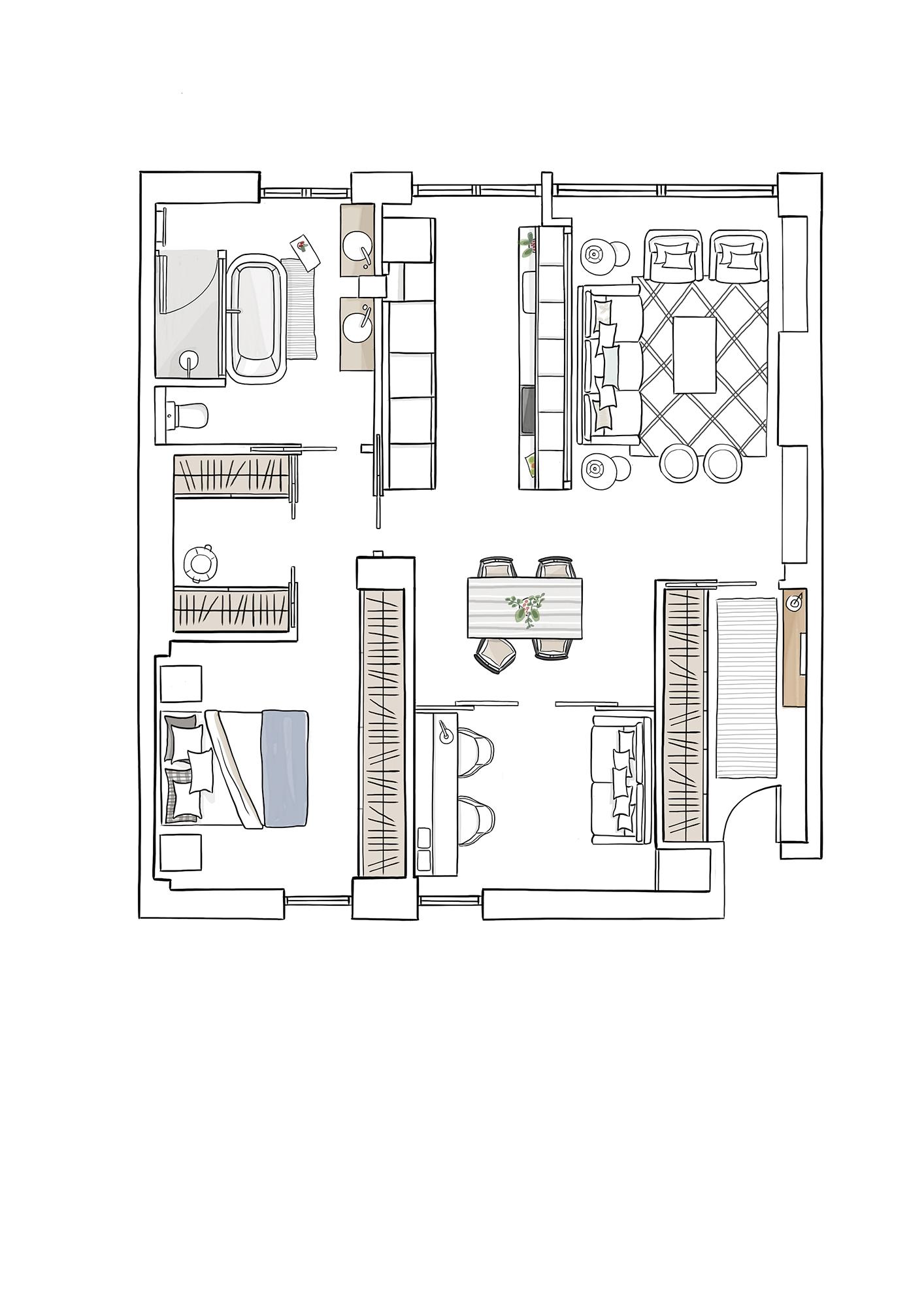 Cuanto cuesta reformar un piso de 80 metros excellent Cuanto cuesta reforma integral vivienda