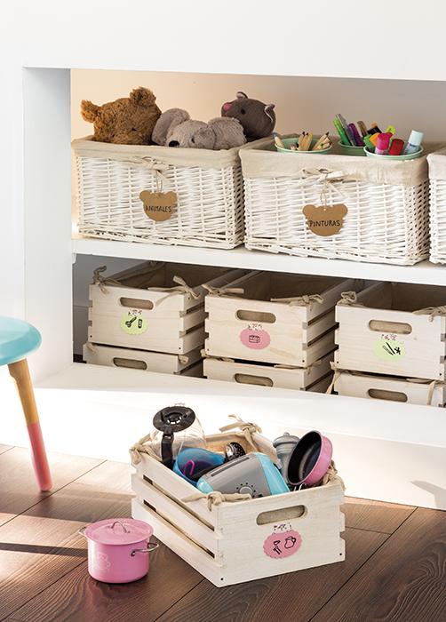 C mo guardar y ordenar los juguetes de los ni os for Juego de organizar casa
