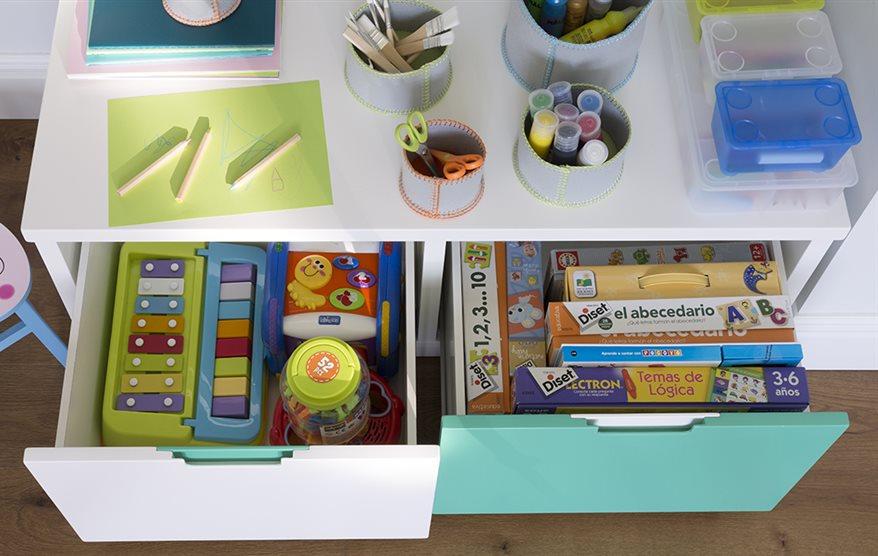Como guardar y ordenar los juguetes de los ni os for Butaca de jardin