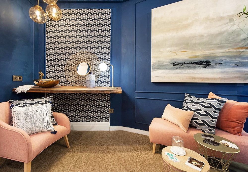 Casa_Decor_2018_Cristina_Berrocal. Gran azul