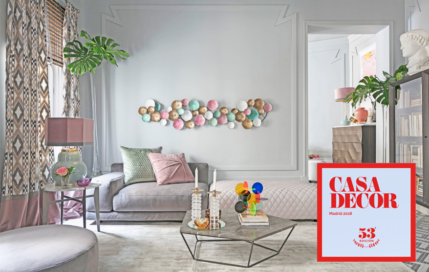 casa decor 2018 madrid las tendencias en decoraci n