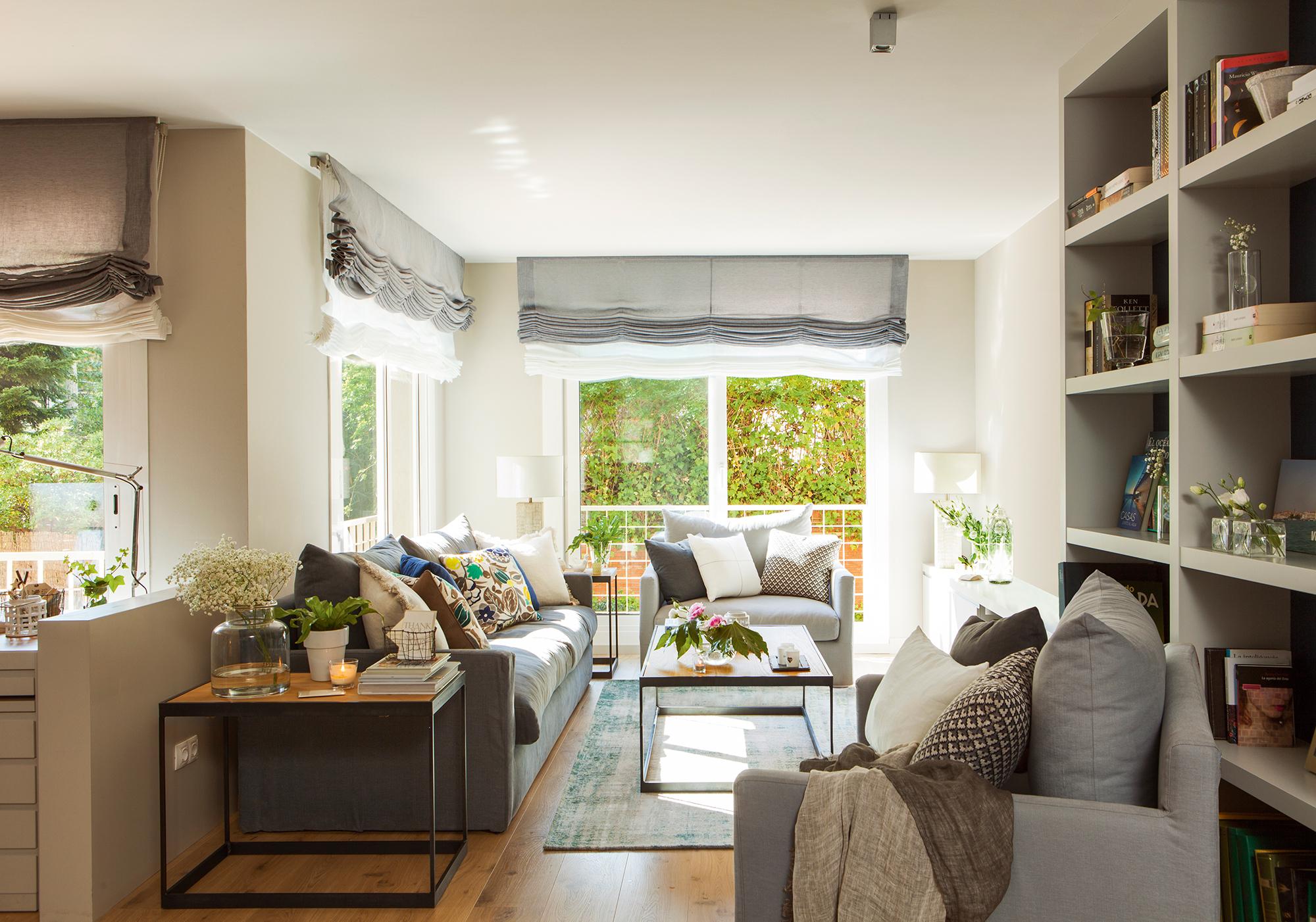 Estores o cortinas: tipos, ventajas y trucos para acertar y saber ...