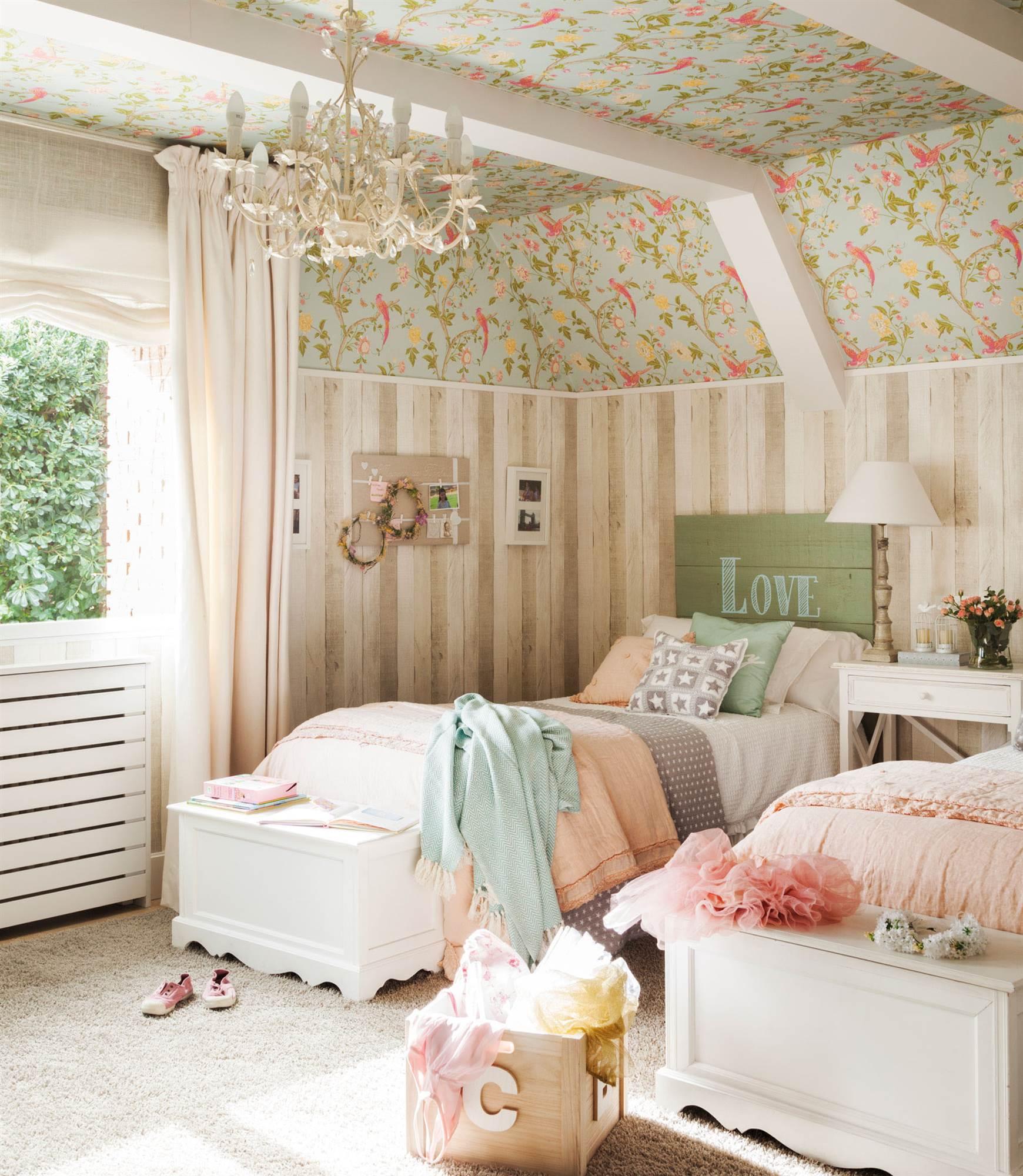 2558 fotos de dormitorios - Papel pintado el corte ingles ...
