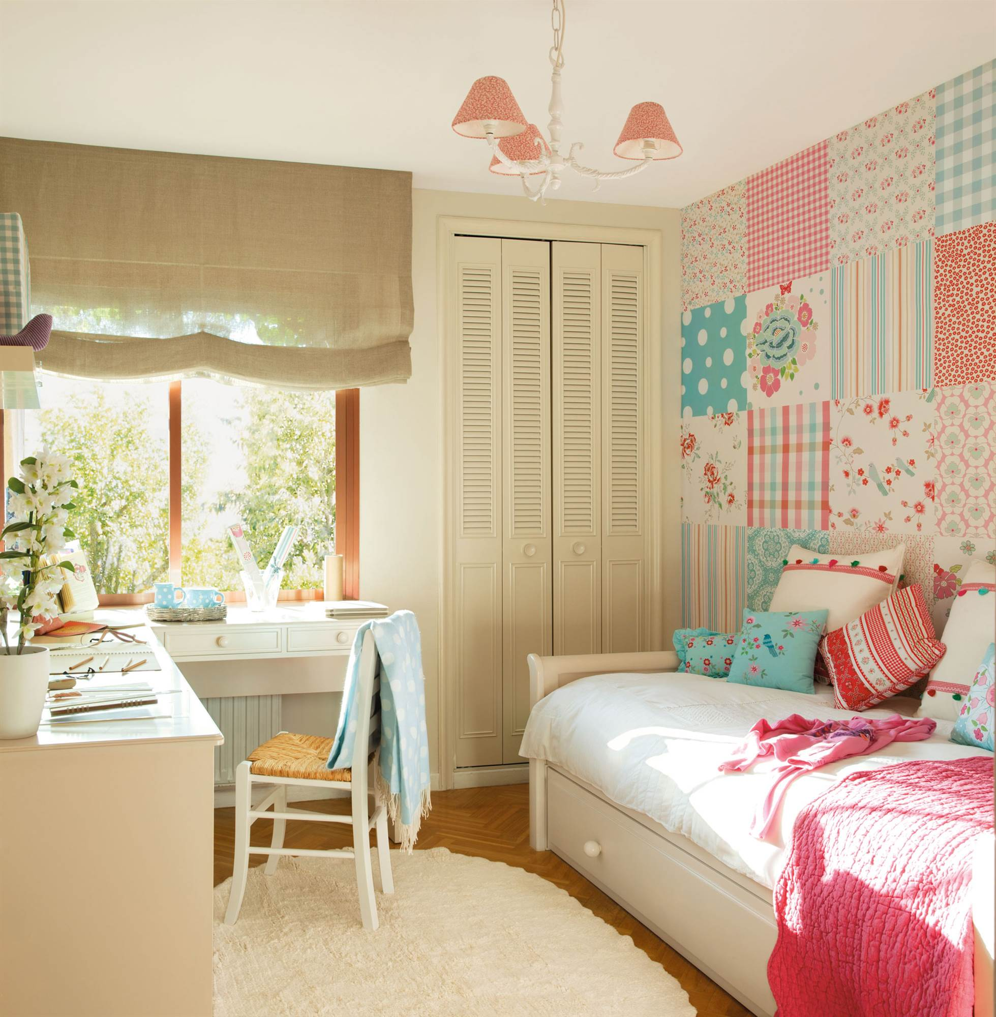 Habitaciones infantiles y juveniles las 50 mejores de el - El mueble habitaciones juveniles ...