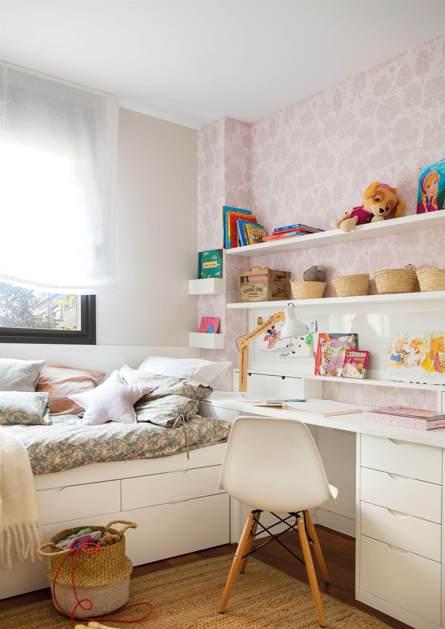 Proyecto Mueble Funcional Diseño De Mobiliario A Medida: Habitaciones Infantiles Y Juveniles: Las 50 Mejores De El