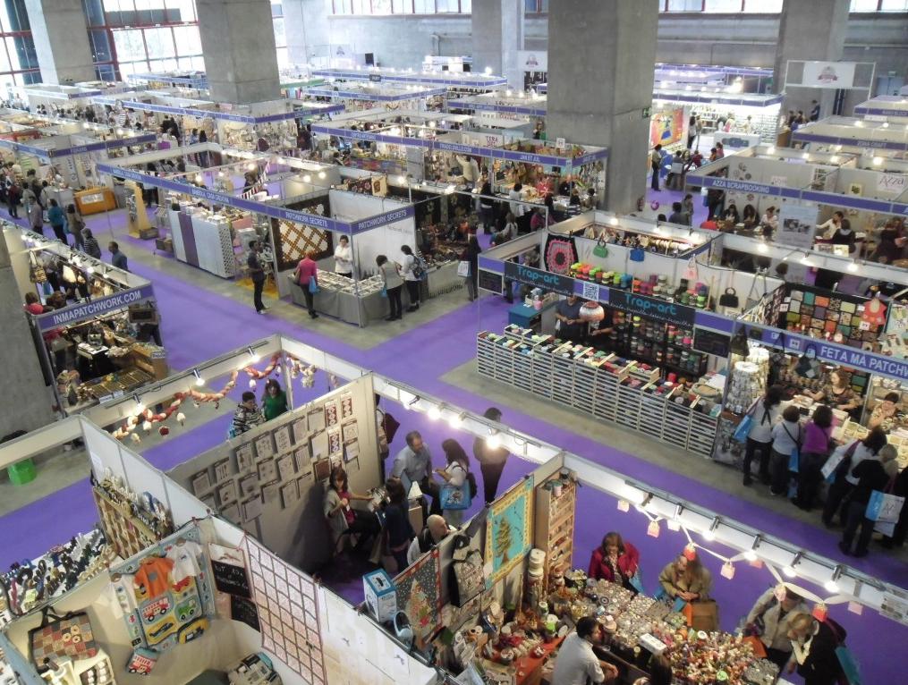 La agenda m s completa de ferias de manualidades diy y - Feria decoracion madrid ...
