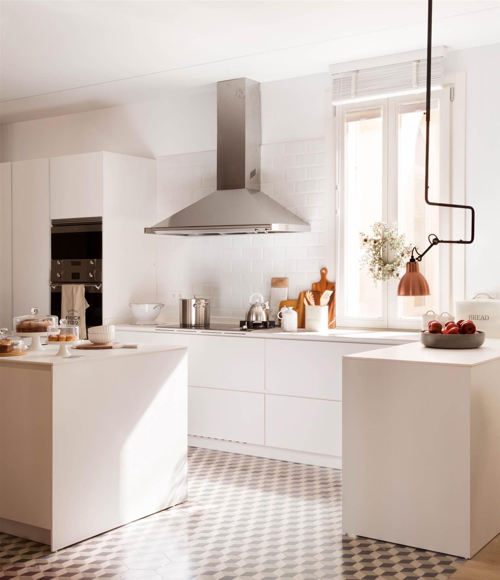 90 fotos de campanas extractoras for Muebles de cocina de 70 o 90