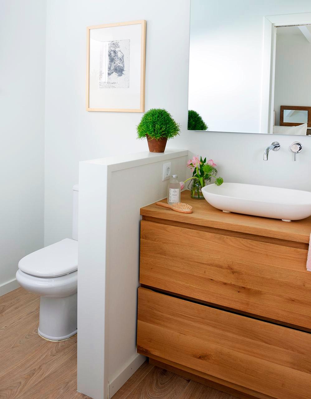 ba os peque os con ducha. Black Bedroom Furniture Sets. Home Design Ideas