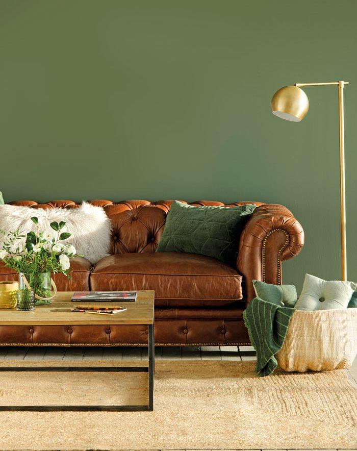 C mo pintar un sal n comedor con muebles oscuros - Lamparas de madera para pintar ...