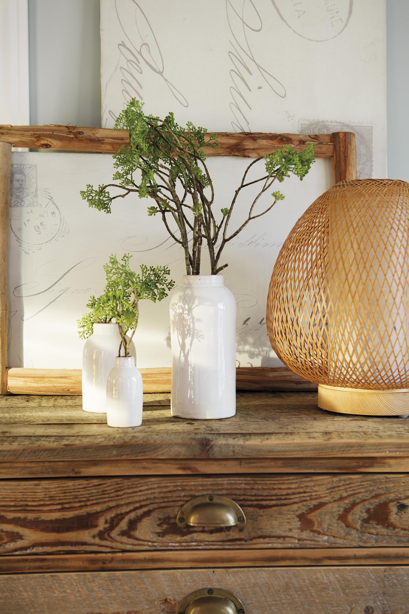Jarrones decorativos de el mueble - Jarrones decorativos para jardin ...