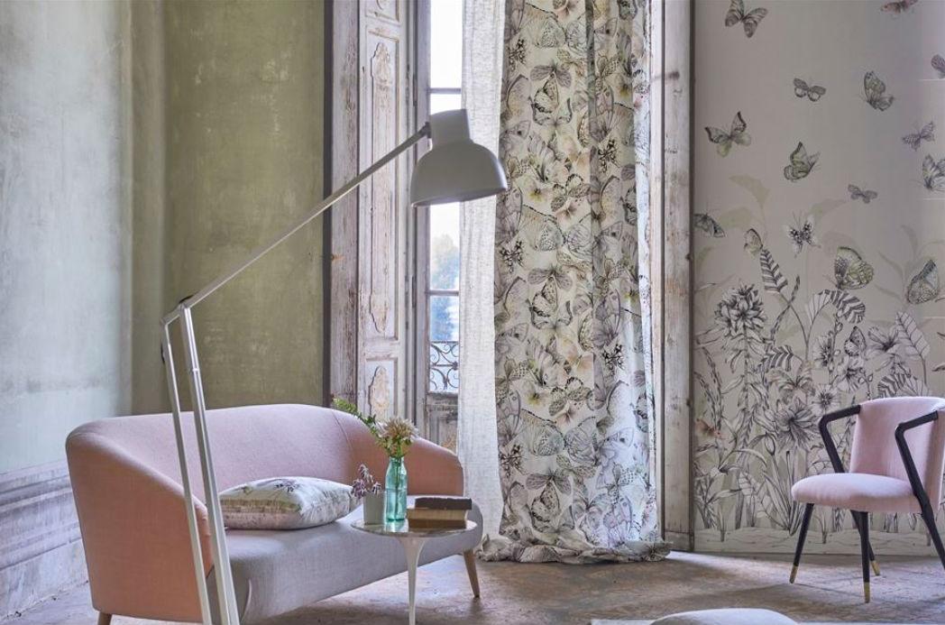 516 fotos de cortinas - Designers guild telas ...