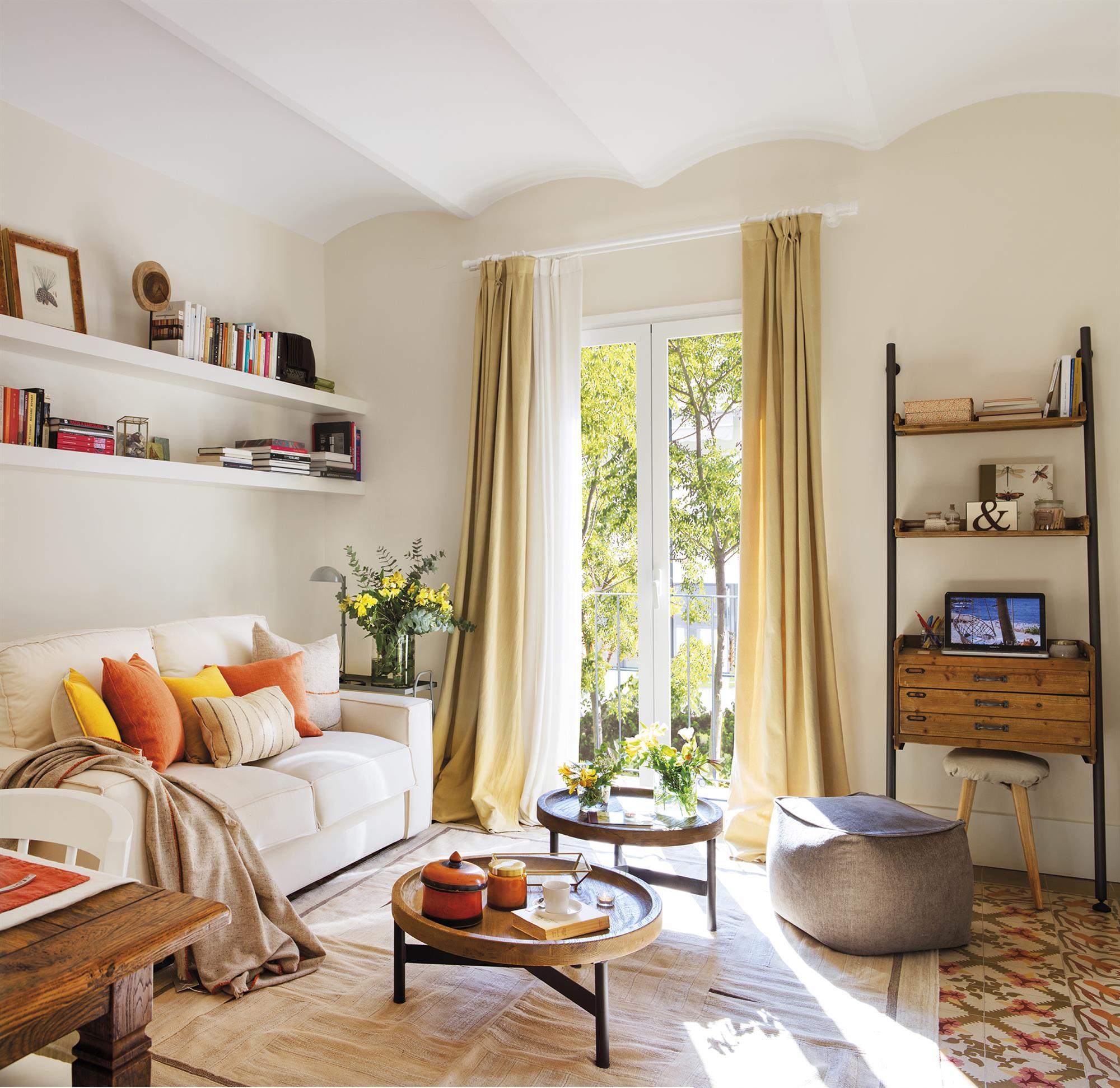 Un piso de 60 metros muy bien aprovechado - Reformas pisos pequenos ...