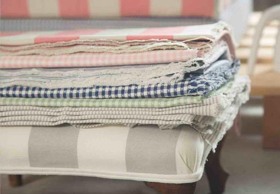 Novedades textiles para la primavera-verano 2018