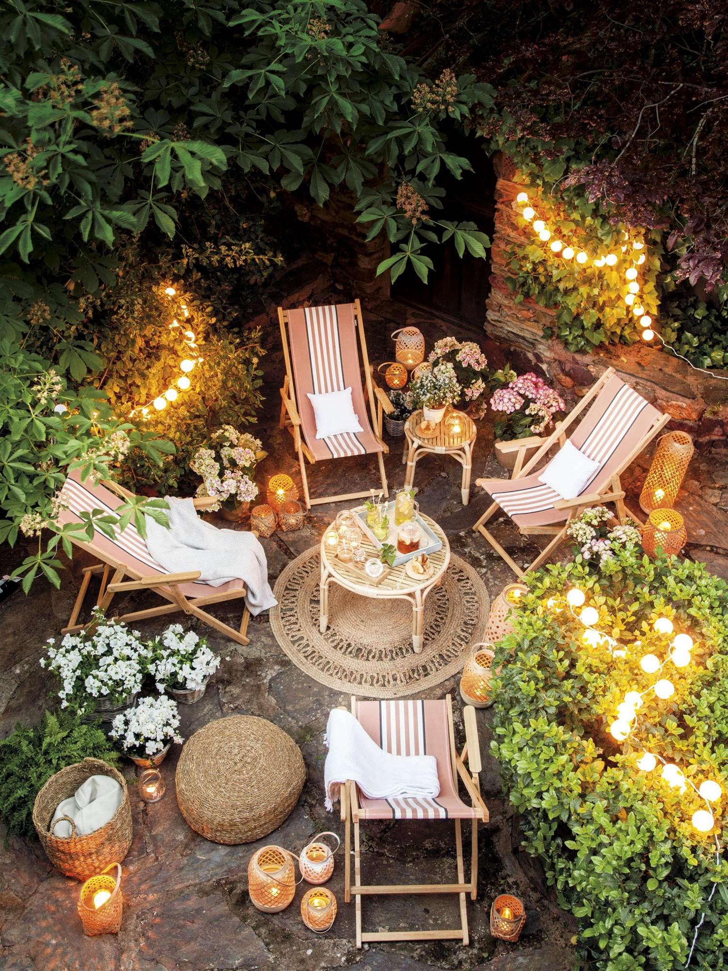 Llega el buen tiempo y es hora de preparar nuestro jardín