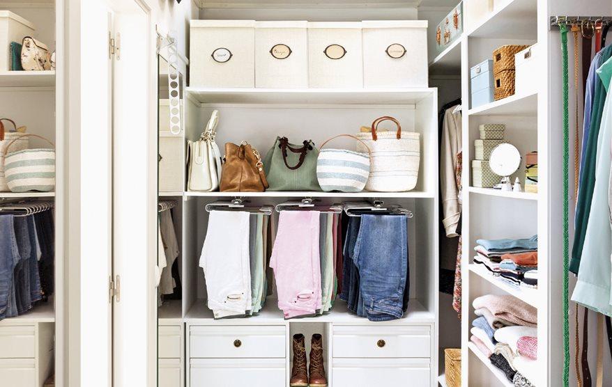 C mo ordenar el armario paso a paso - Como ordenar tu armario ...