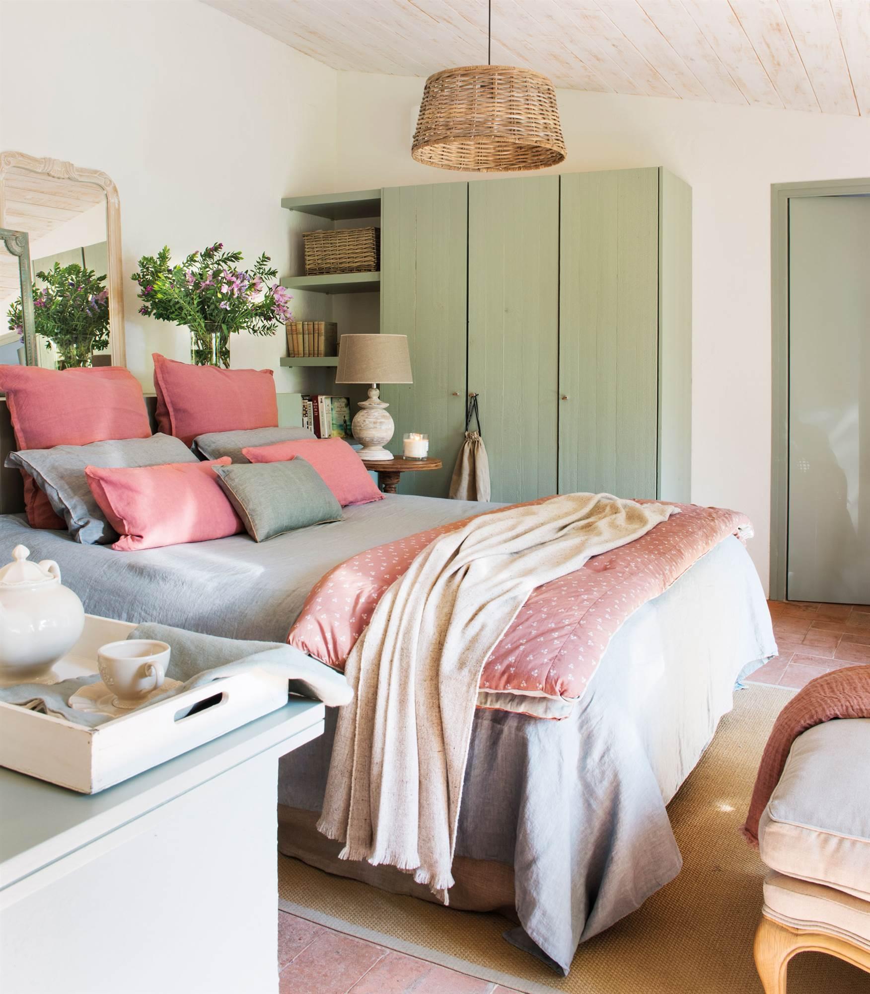 2621 fotos de dormitorios - Dormitorio verde ...
