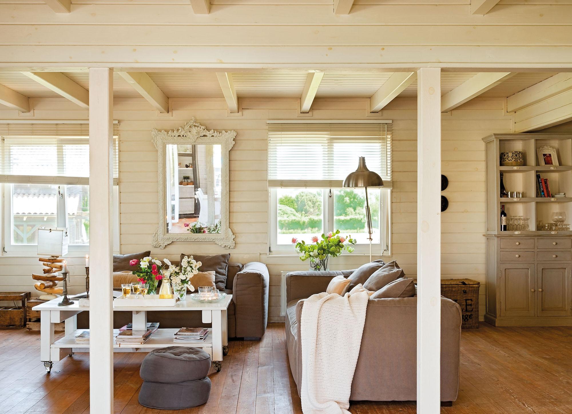 Casas r sticas de madera for Casas de madera shop