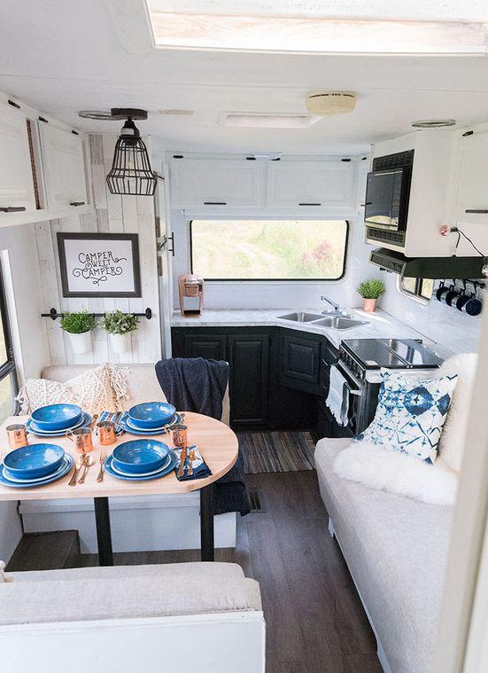 Caravanas muy bien decoradas - Decoracion interior caravanas ...
