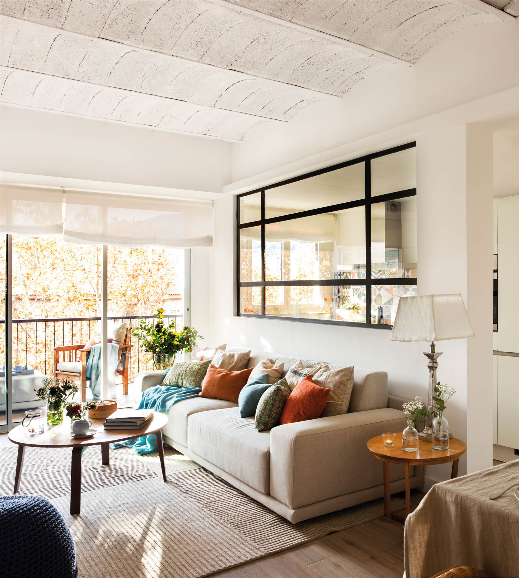 Las mejores ideas de la interiorista pia capdevila - Ideas para decorar salones pequenos ...