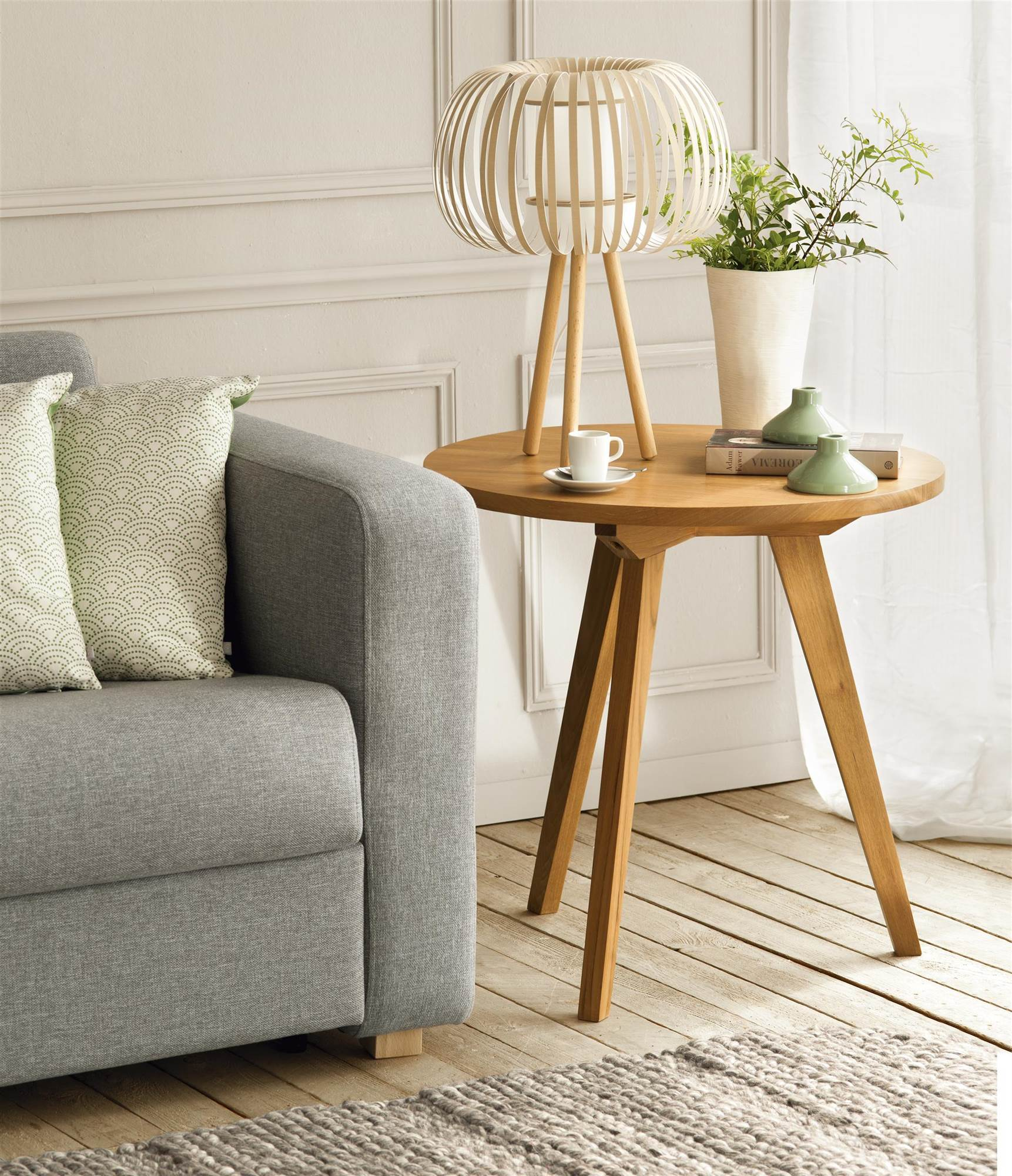 401 fotos de mesas auxiliares - Mesita auxiliar sofa ...