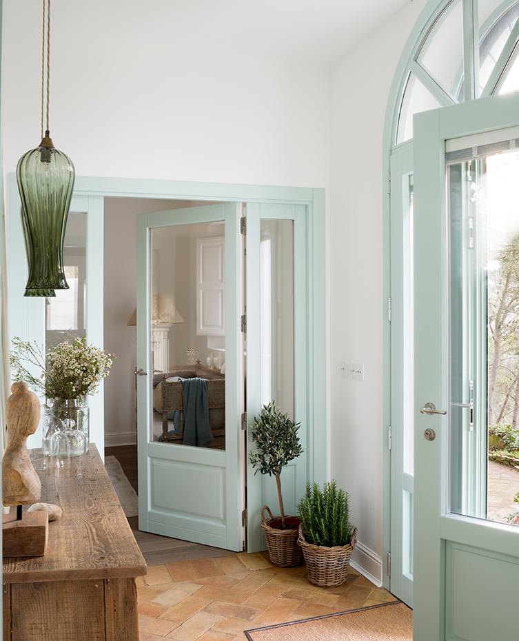 Pinta tus puertas de colores for De que color pinto las puertas de mi casa