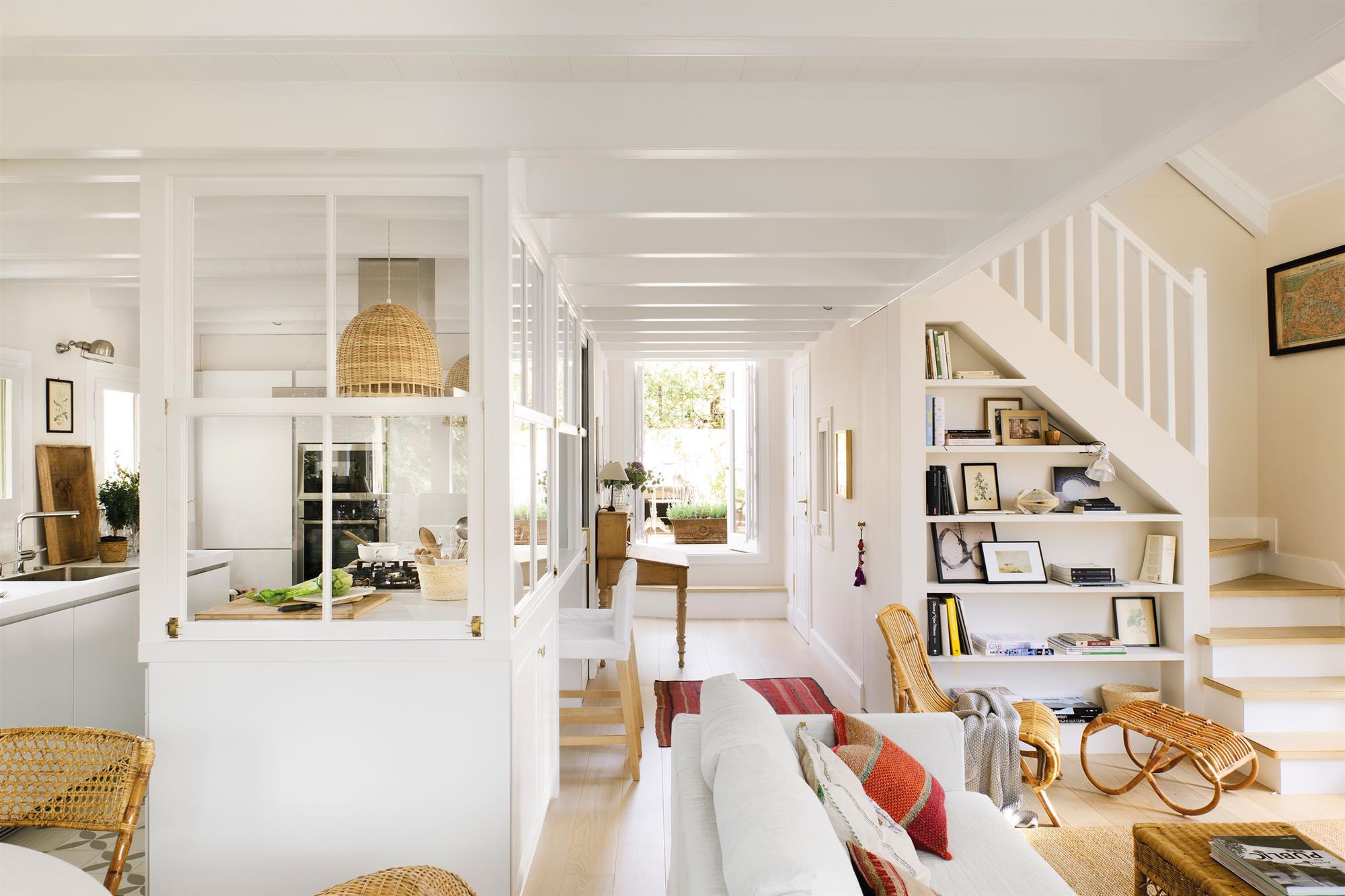 La casa perfecta seg n los lectores de el mueble - Como decorar mueble salon ...
