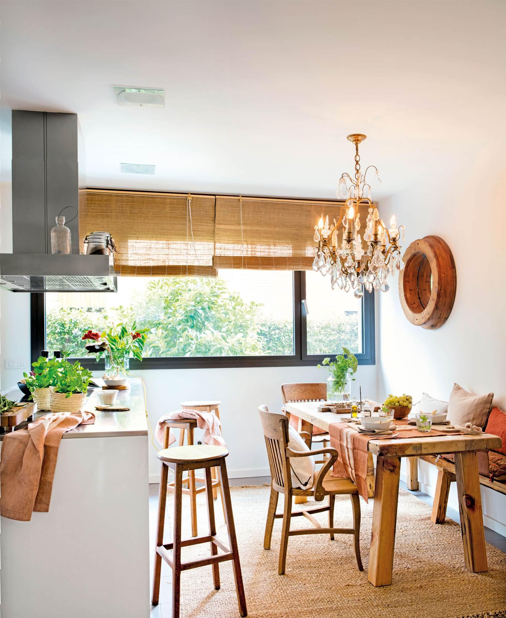 Decora tu cocina con piezas recuperadas