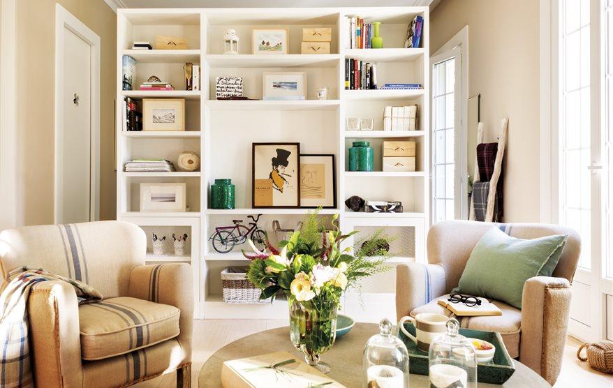 Ideas para aprovechar los espacios peque os for Ideas para aprovechar espacios pequenos