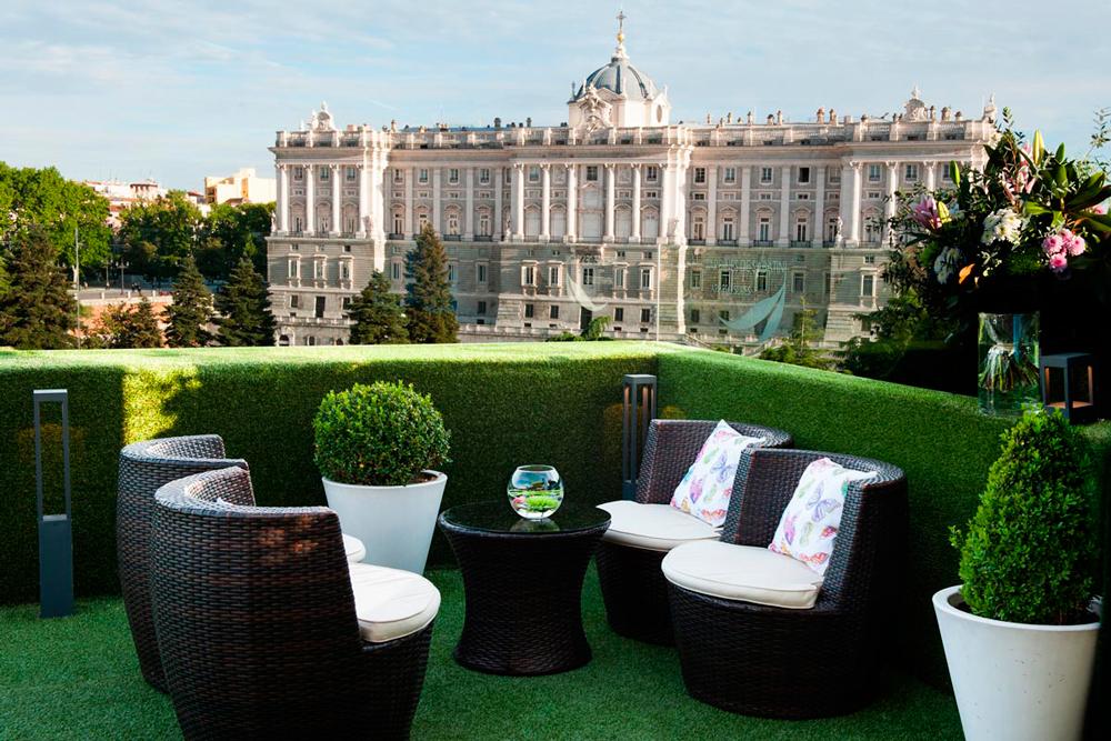 Las mejores terrazas de madrid for Terraza sabatini madrid