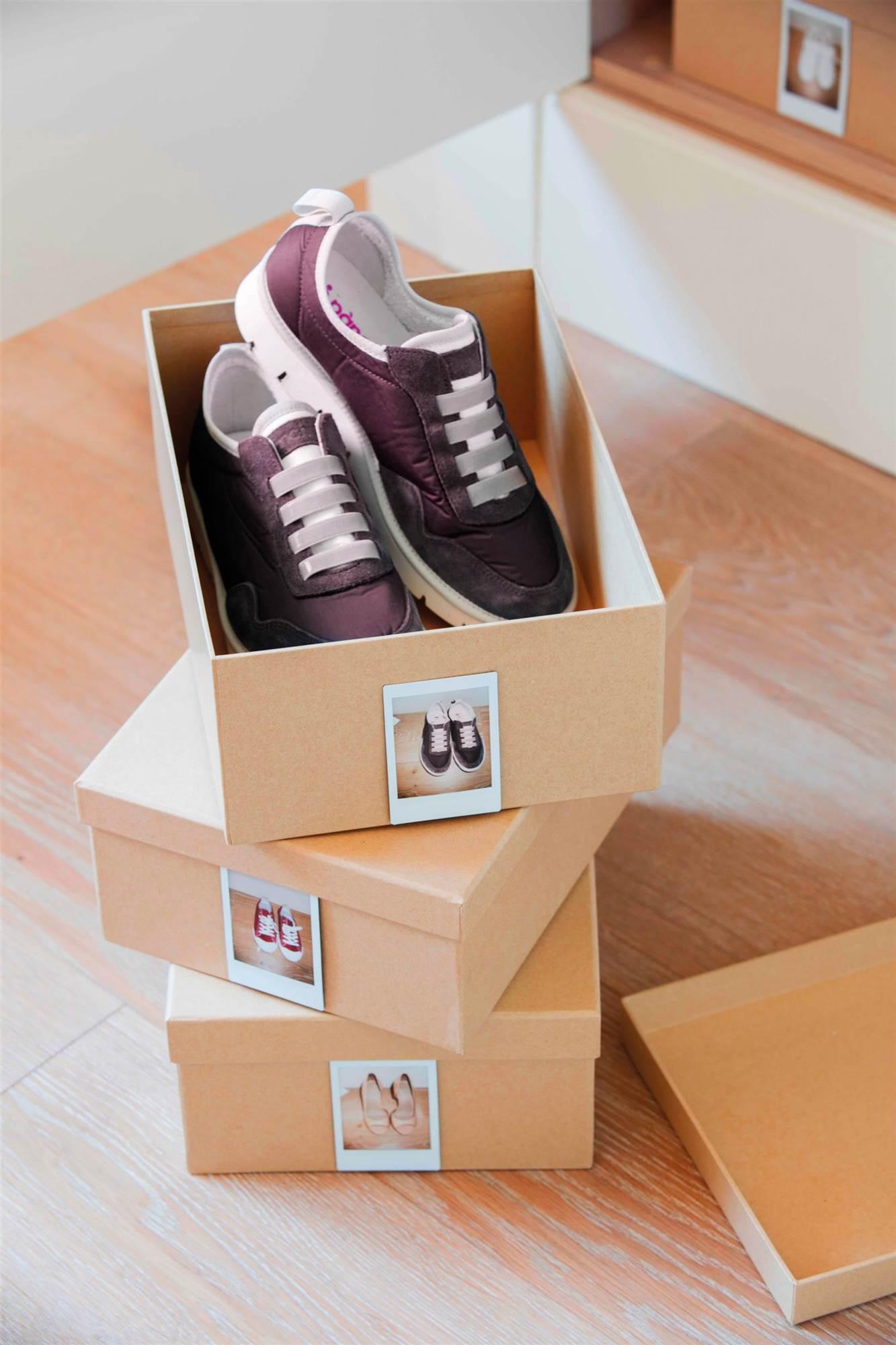 Zapateros y accesorios de orden para guardar tus zapatos