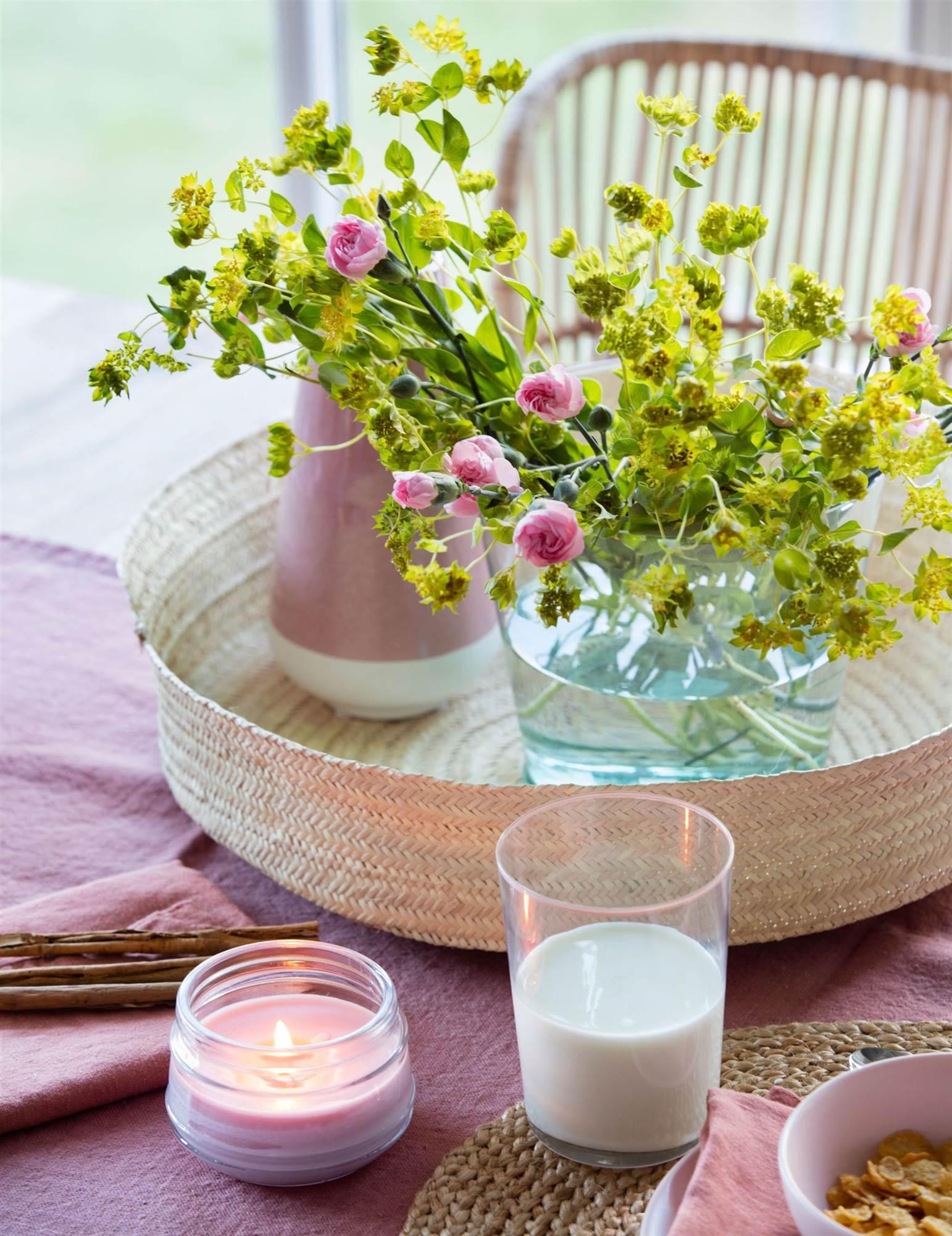 Resultado de imagen de flores decoración